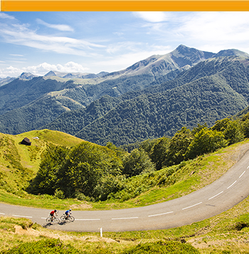 Road cycling in the Basque Country