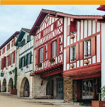 La Bastide in Basque Country