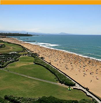 Basque beach - Anglet