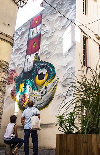 Wall Art in Bayonne