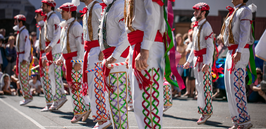 traditional Basque Country event
