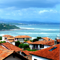 bidart beach