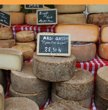 food markets in the Basque Country