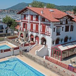 Orhoitza hotel in Hendaye